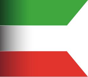 italian flag dx