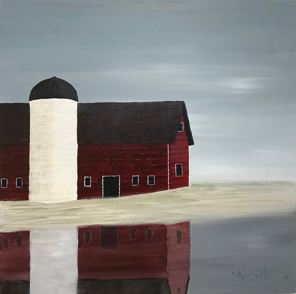 BARN REFLECTED