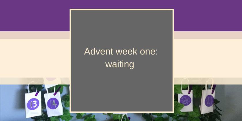 adventweekone