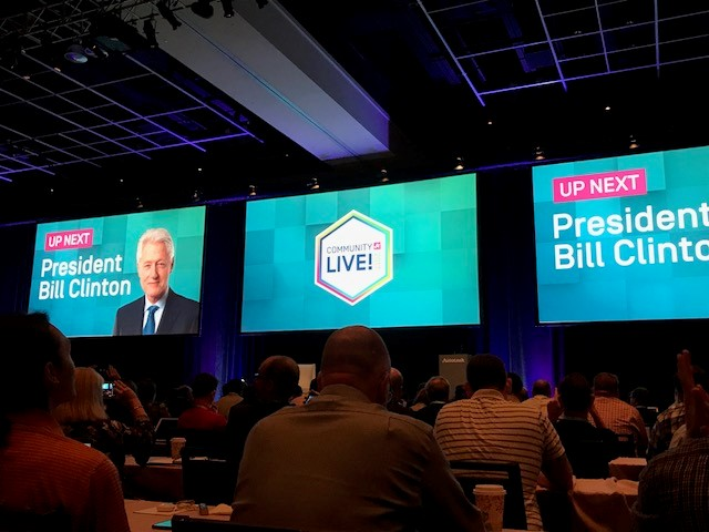 Holli was invited to attend one of the country's largest IT marketing conferences to participate in a case study to show software vendors how cloud Cover's success in marketing is being achieved.