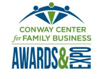 We are so proud to win the Milestone award for 2017 from the Conway Center for family Business!