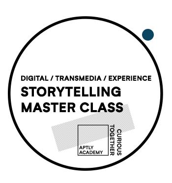 Storytelling Workshop in Köln, Deutschland: Storytelling für Experten