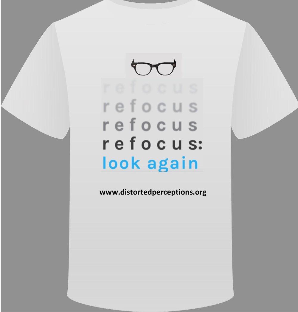 Campaign T-Shirt - Back