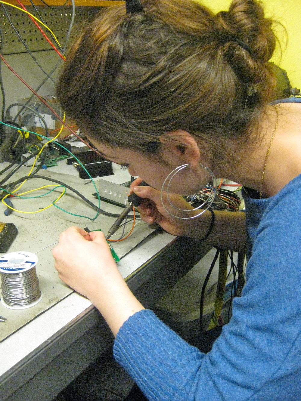 I <3 soldering