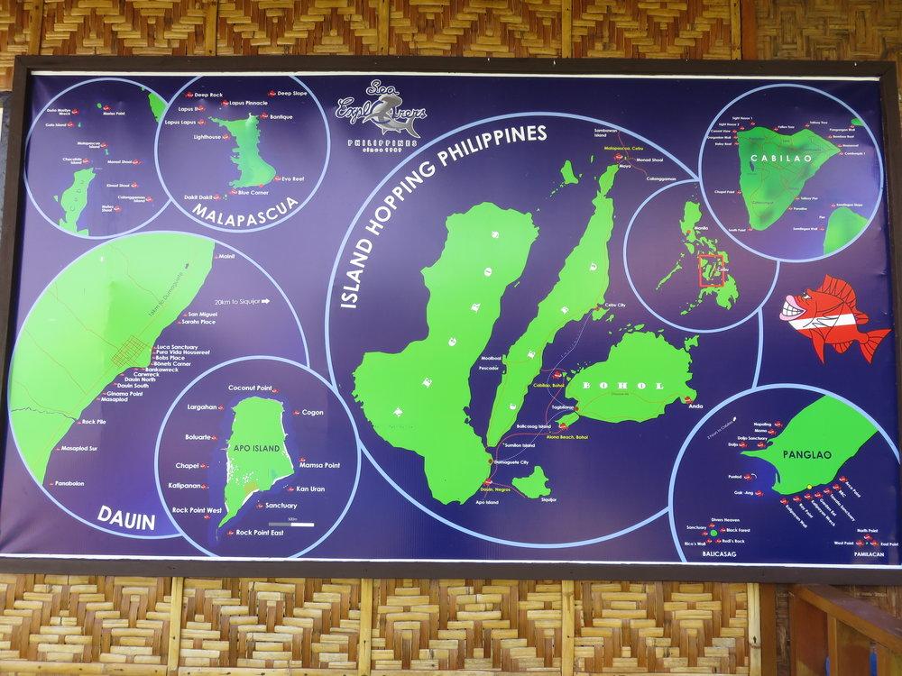 Island Hopping Philippines