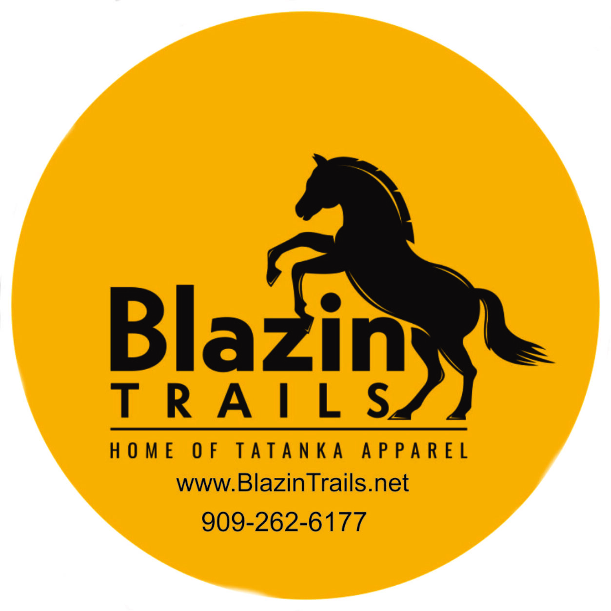 Blazin Trails
