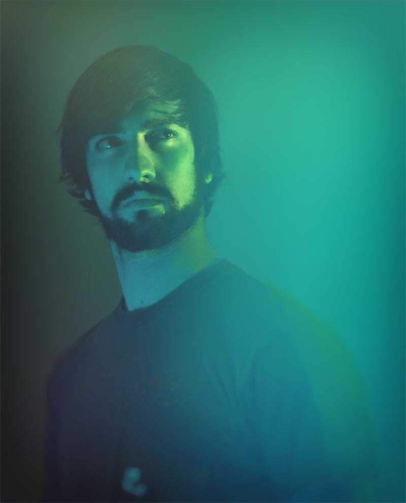 Cover artist, John Van Houten