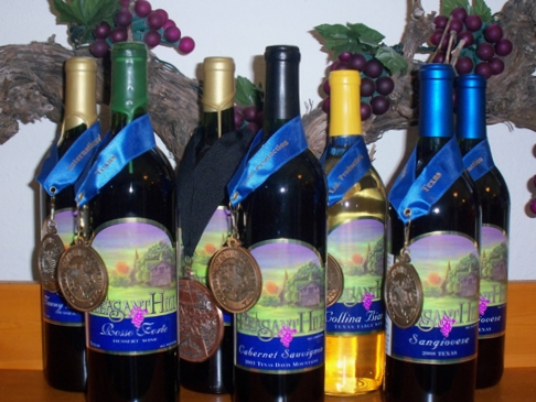 PLEASANT HILL WINERY -
