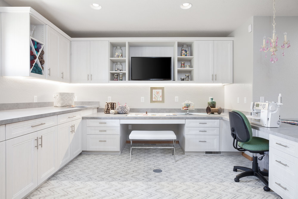 The Story Of The Craft Room North Dakota Interior Design Ellie