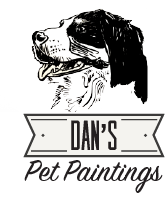 Dan's Pet Paintings