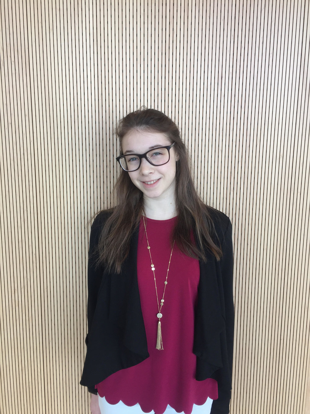 Kayla is a freshman at the University of Pittsburgh studying finance and actuarial math. At Pitt, Kayla is involved with the Pitt Ballet Club, Pitt Dance Ensemble, and Ice Cream Sundays, a club that brings ice cream to kids in nearby children's hospitals. Outside of Pitt, Kayla enjoys painting, drawing, and baking. During her time at GTE, Kayla aims to learn financial modeling skills and grow her professional network.