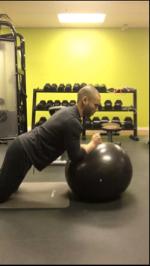 Stability Ball Stir the Pot- Part 1