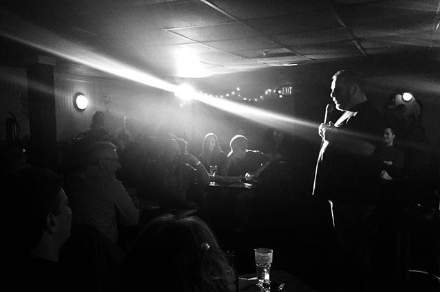 Marty Caproni at Fody's Tavern in Nashua. #comedy #nashuanh #fodystavern #boggiscomedy #comedyonpurpose