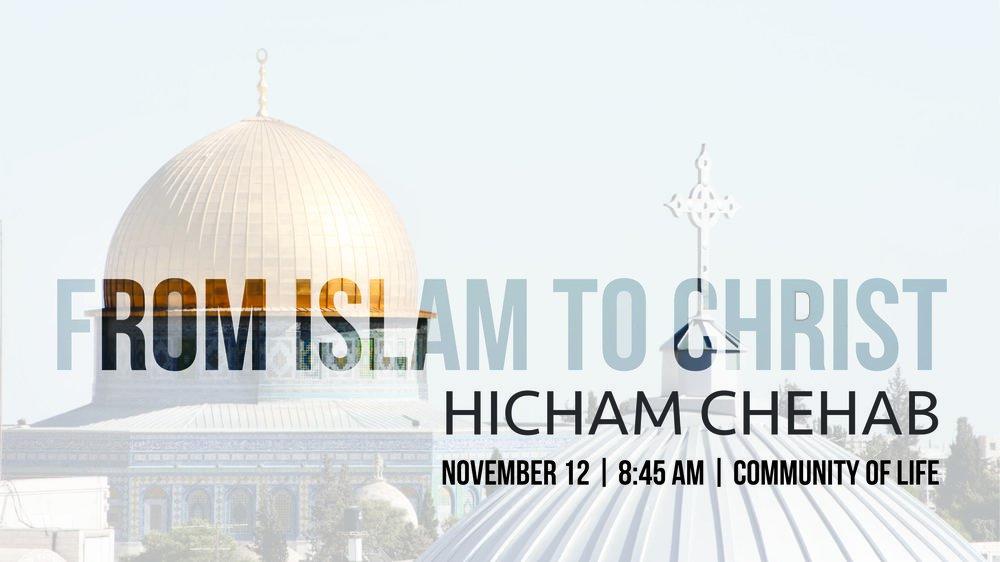 Hicham Chehab's Presentation