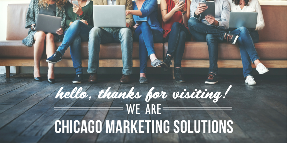 Best Chicago Boutique Marketing Firm 2017