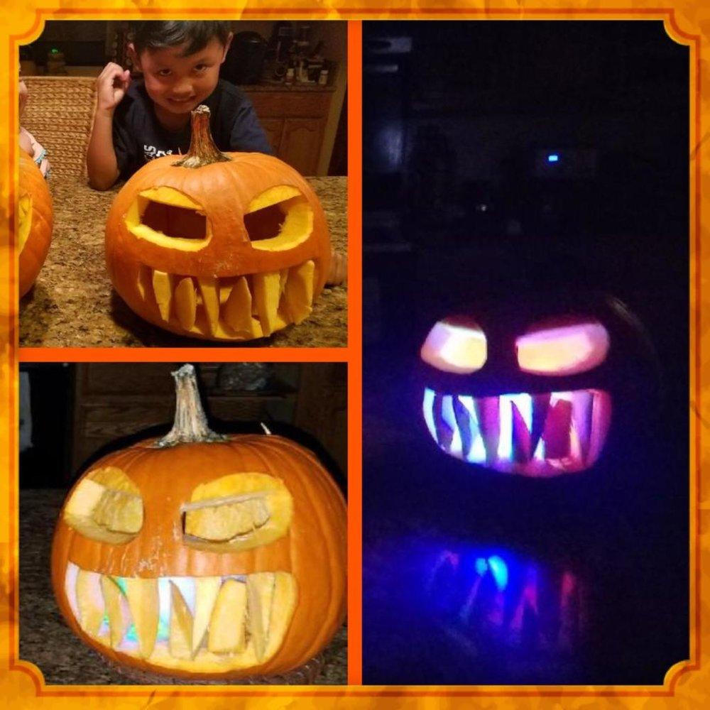 Winston & Evelyn - Winston's Pumpkin.jpg
