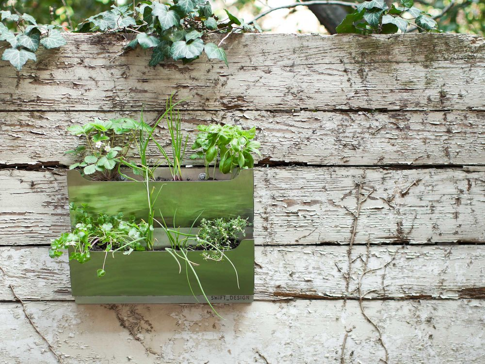 CEDAR Herb Garden / INOX