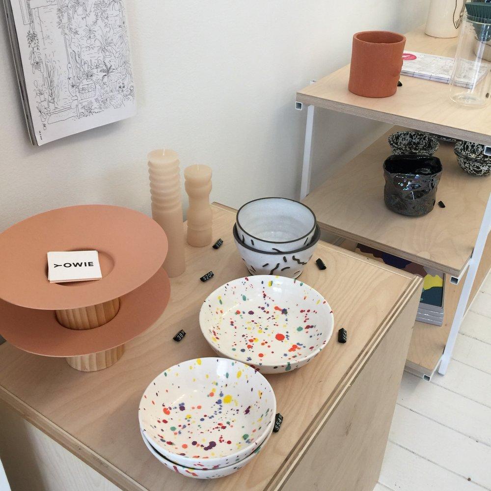 yowie shop pop up at Cuttalossa / Meadowsweet 2016