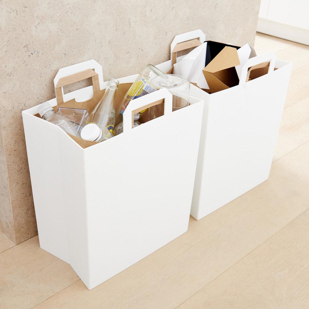 Re.Bin Recycling Bin - White.jpg
