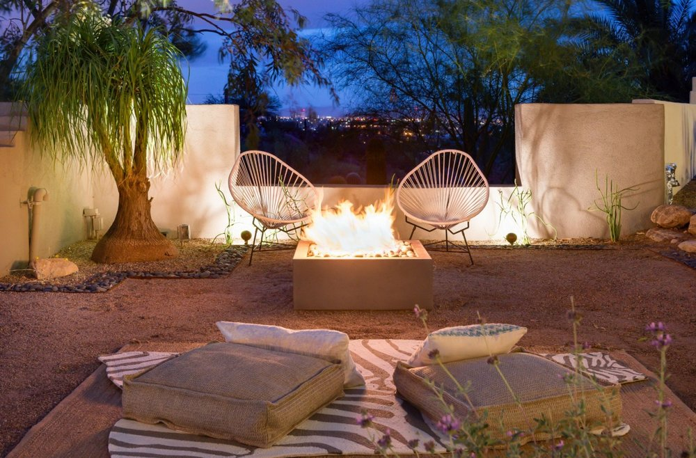 Boxhill - Outdoor living room