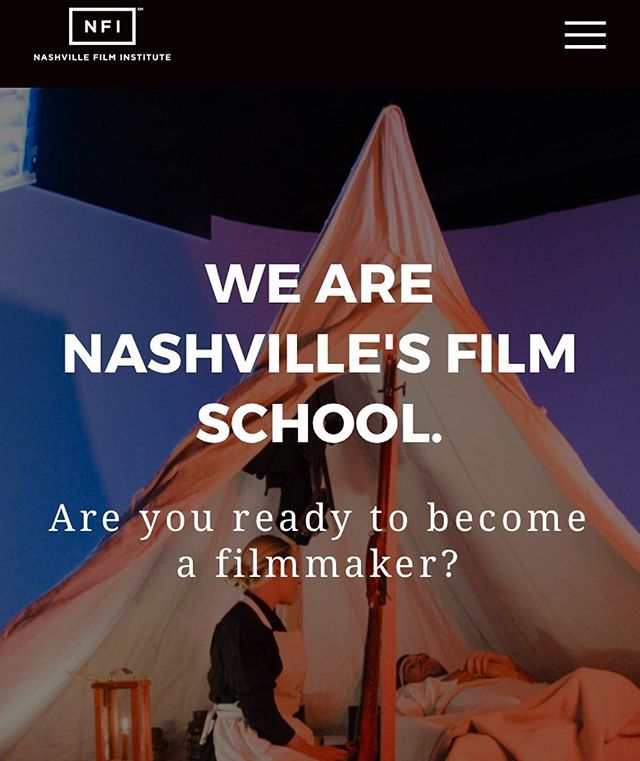 Mark it down! Sunday, AUGUST 27th. Open house at NFI. Thinking about getting into the industry? Come check out our building, and meet our faculty! Want real on set experience? Want real opportunities outside of the classroom? Check out our website for more details! #cinema #thelifeofanactor #futurefilmmakers #filmschool #dreambelievefilm #film #director #canon #ilovefilm #instagood #storyisking