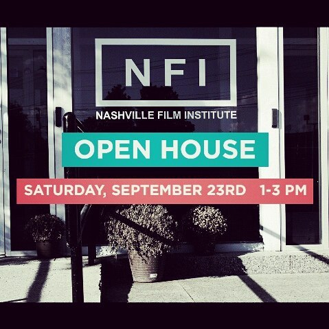 Join us for an afternoon! Meet the staff and tour the school. Saturday, September 23rd from 1-3 Pm  For more information, visit our website nfi.edu or find us on facebook  #theNFI #dreambelievefilm #filmstudent #setlife #filmmaking #movies #liveyourdream #capturelife