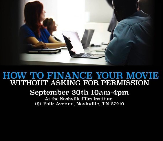 Learn how to finance your own movie! #filmmaker #makingmovies #makeyourdreamareality #filmfinance #dreambelievefilm  Get your tickets: https://www.eventbrite.com/e/how-to-finance-your-next-movie-without-asking-for-permission-tickets-37823292486