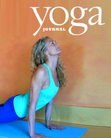 June, 2015 Yoga Journal