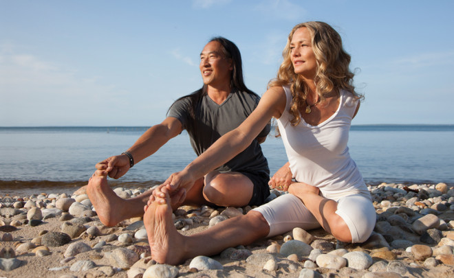 Colleen and Rodney's 200 Hour Intensive Yoga Teacher Training -