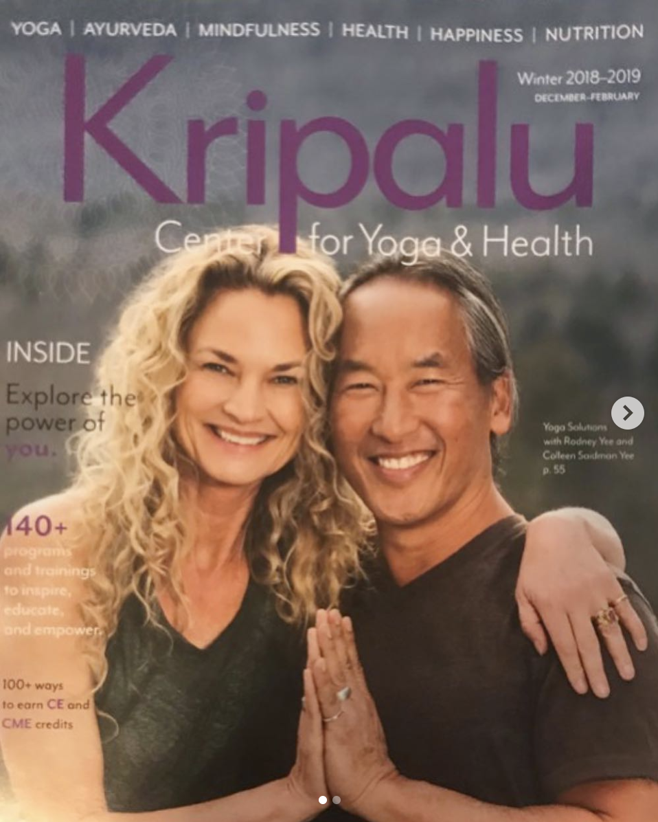 Winter 2018-2019  Kripalu Magazine