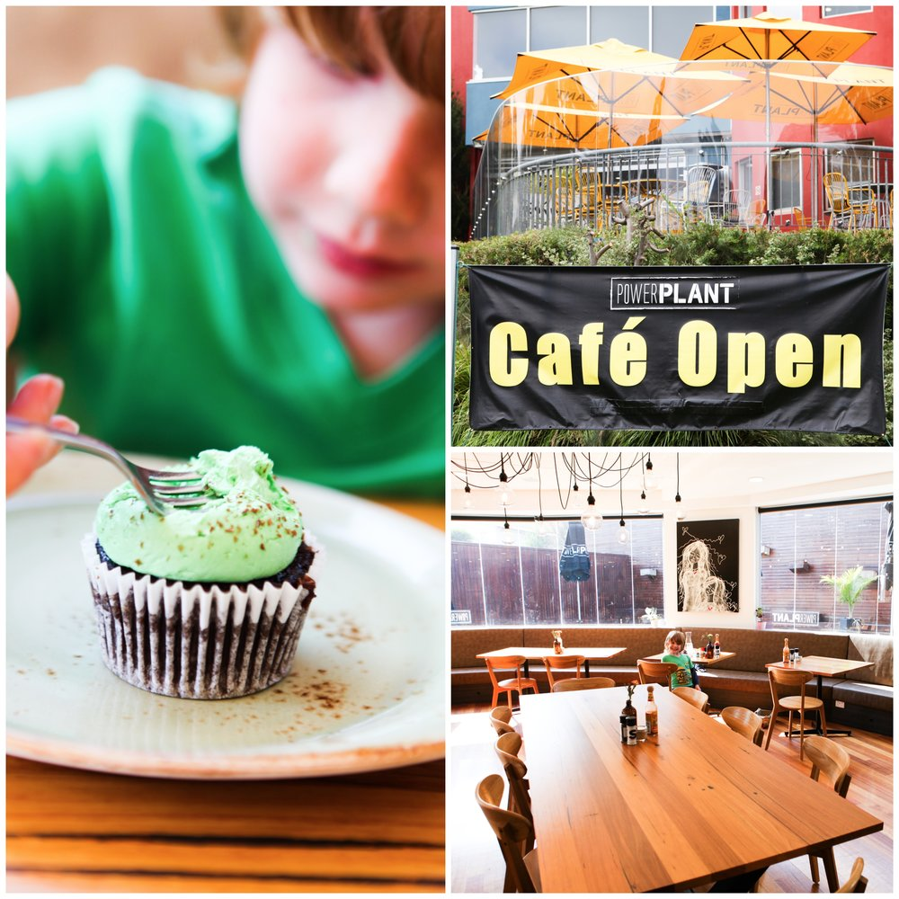 power plant cafe, templestowe - mamma knows north
