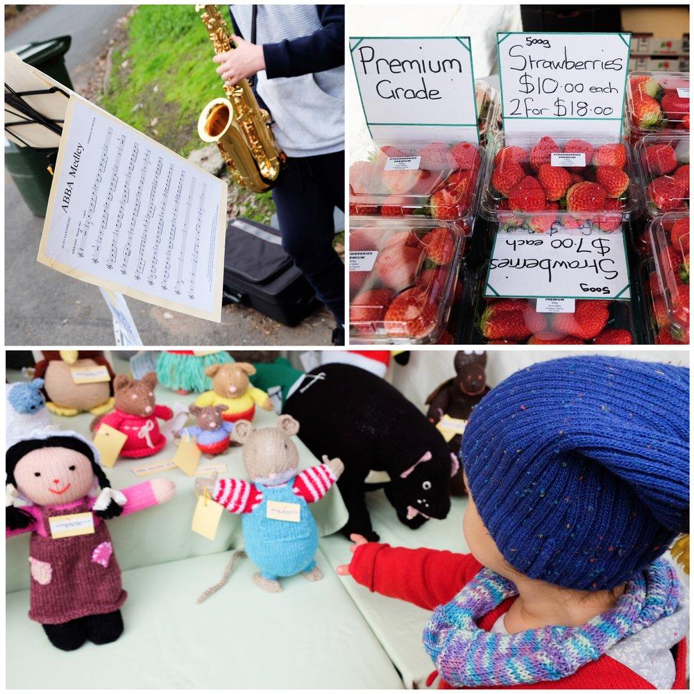 eltham community craft and produce market, eltham - mamma knows north
