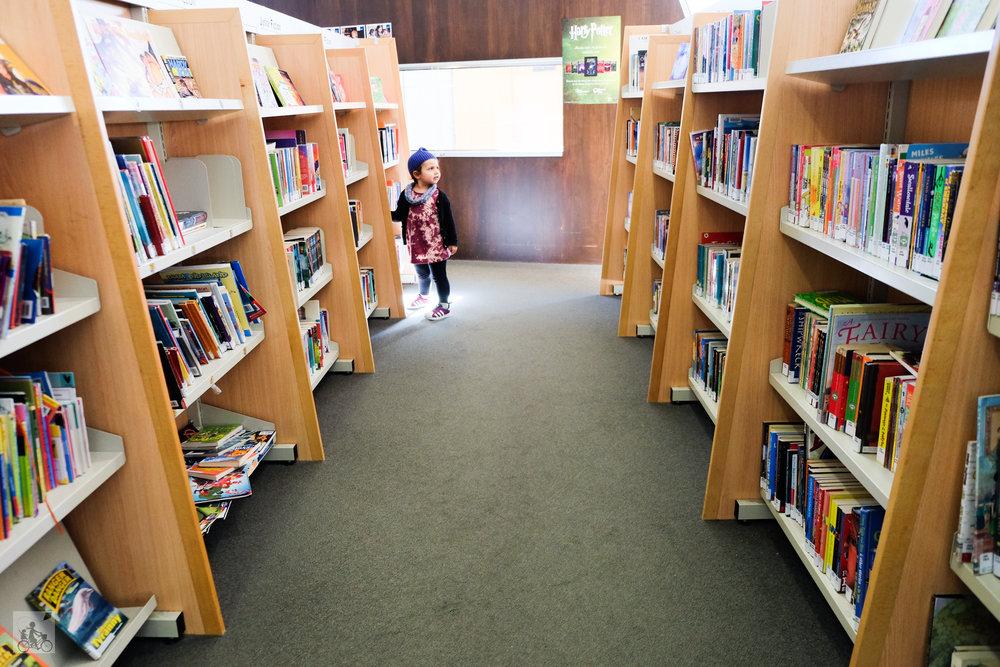 fairfield library, fairfield - mamma knows north