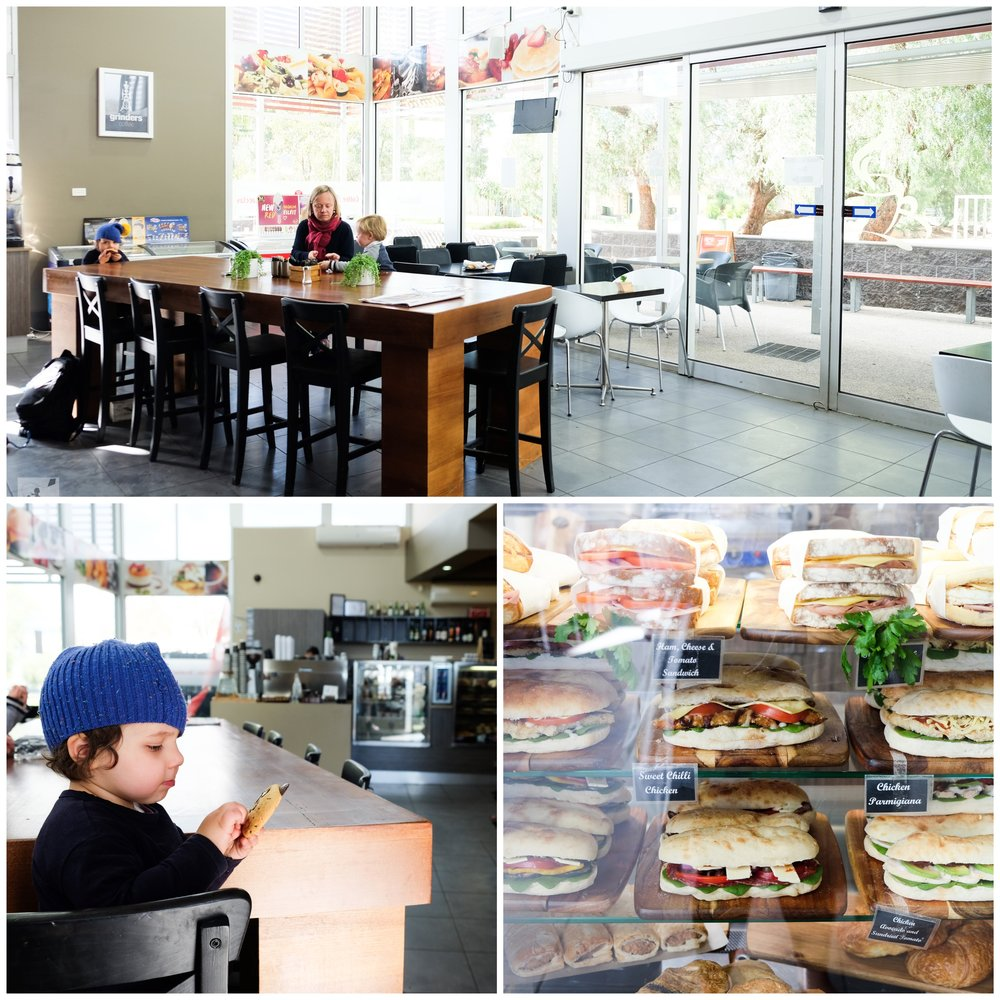 aurora cafe and general store, epping - mamma knows north