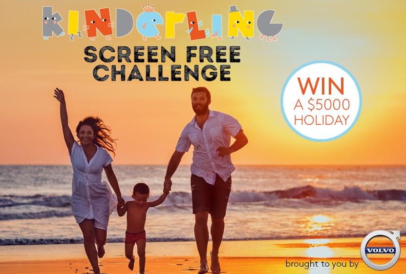 Screen Free Challenge - Kinderling