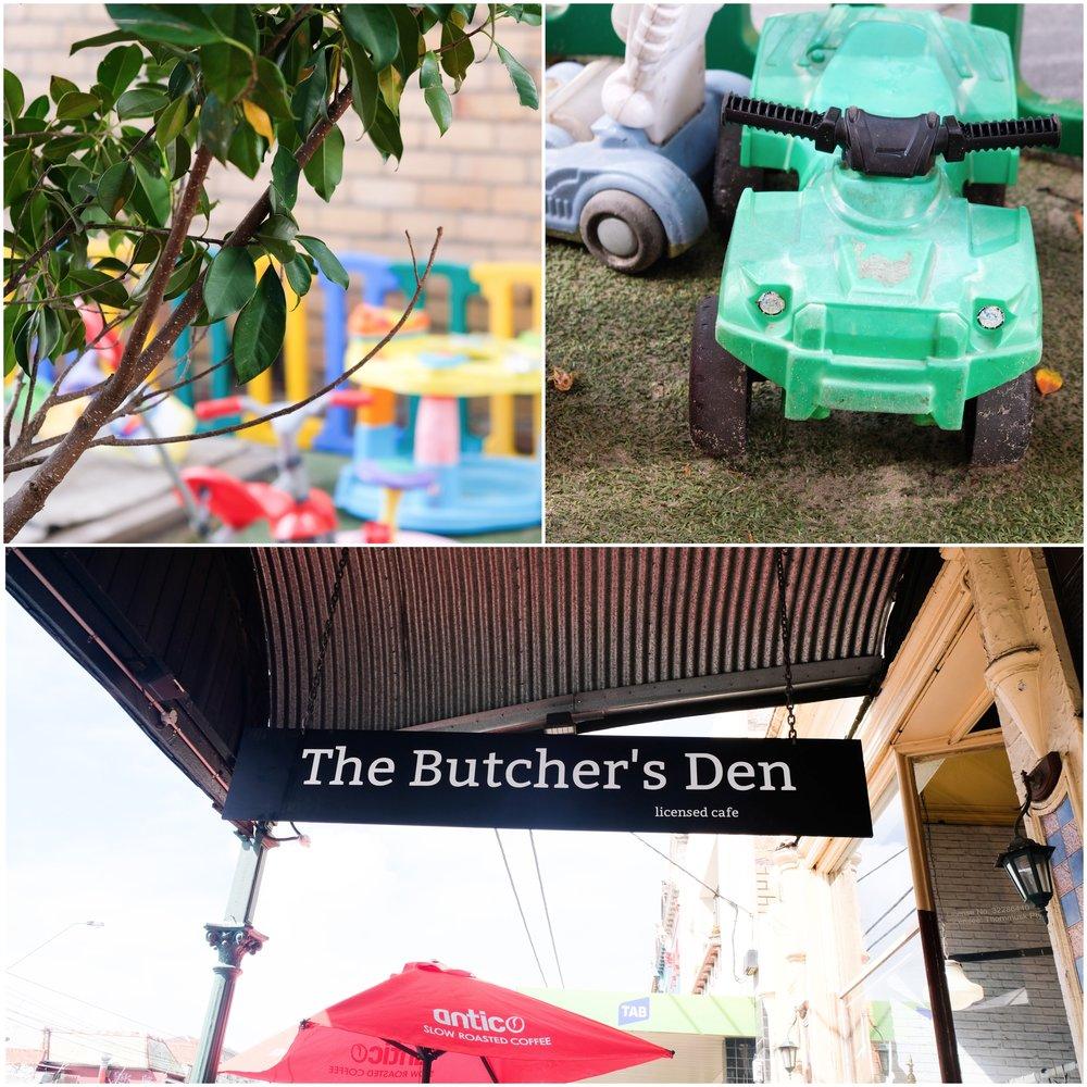 the butcher's den, carlton north - mamma knows north