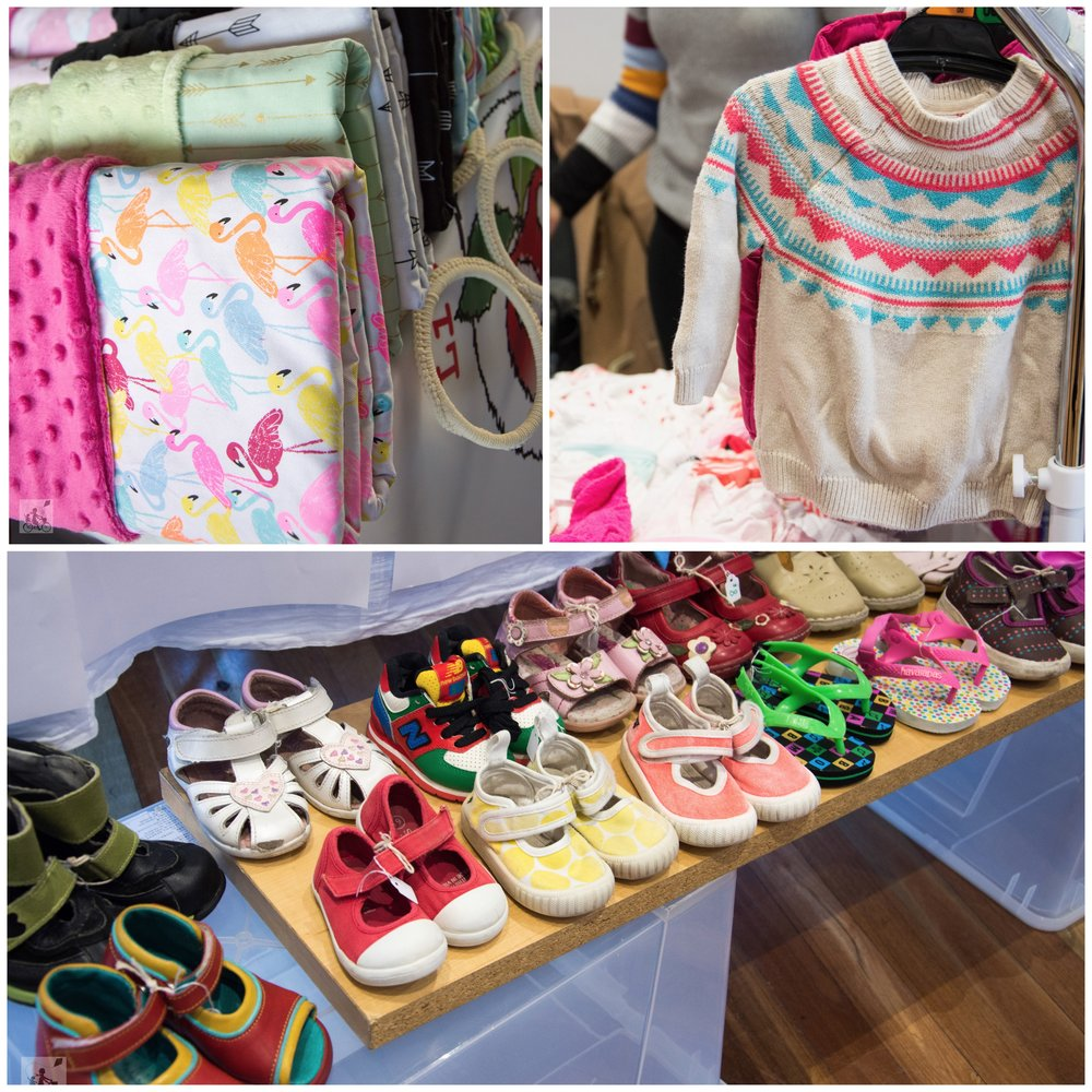 all for kids market, coburg - mamma knows north