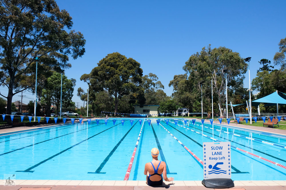 queens park swimming pool, moonee ponds - mamma knows north