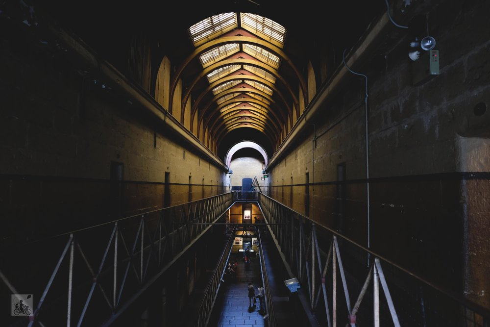 old melbourne gaol, melbourne - mamma knows north