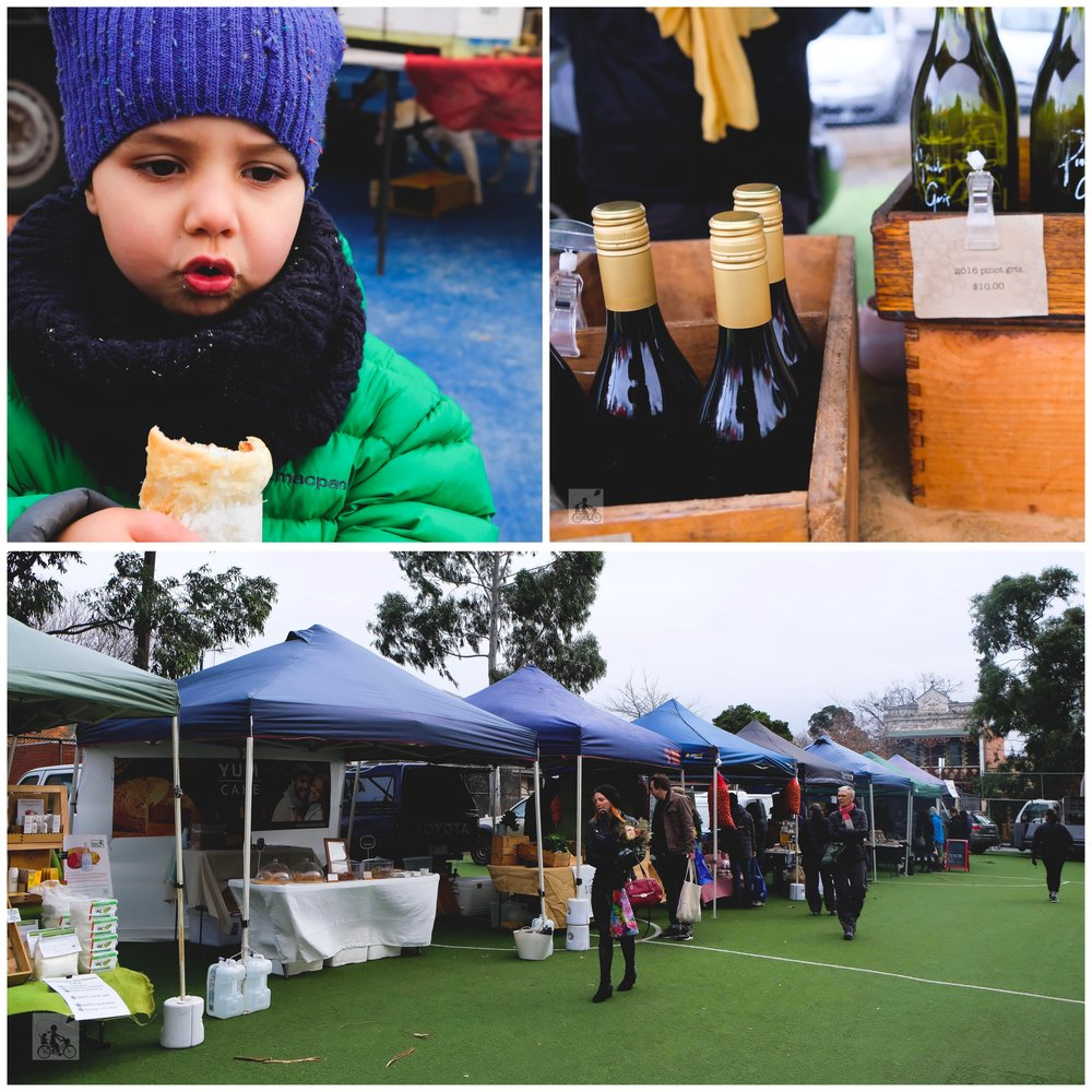 carlton farmers market, carlton - mamma knows north