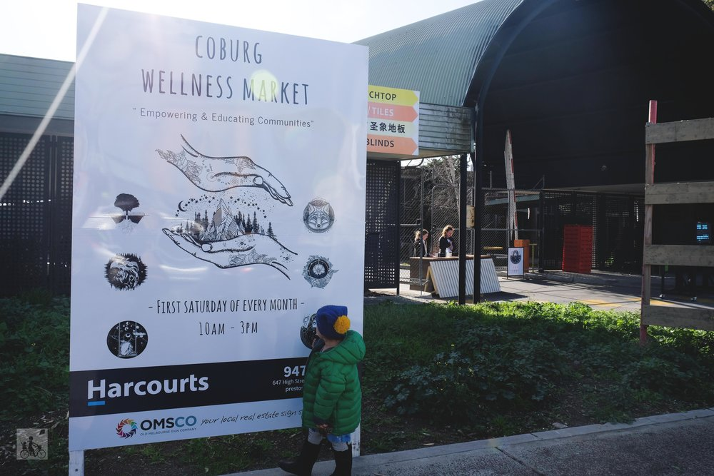 coburg wellness market, coburg - mamma knows north