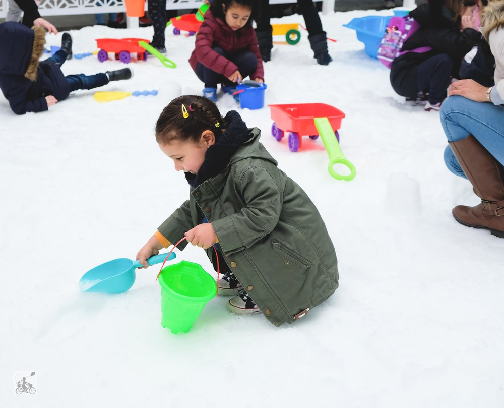 winter experience @ district docklands - mamma knows north