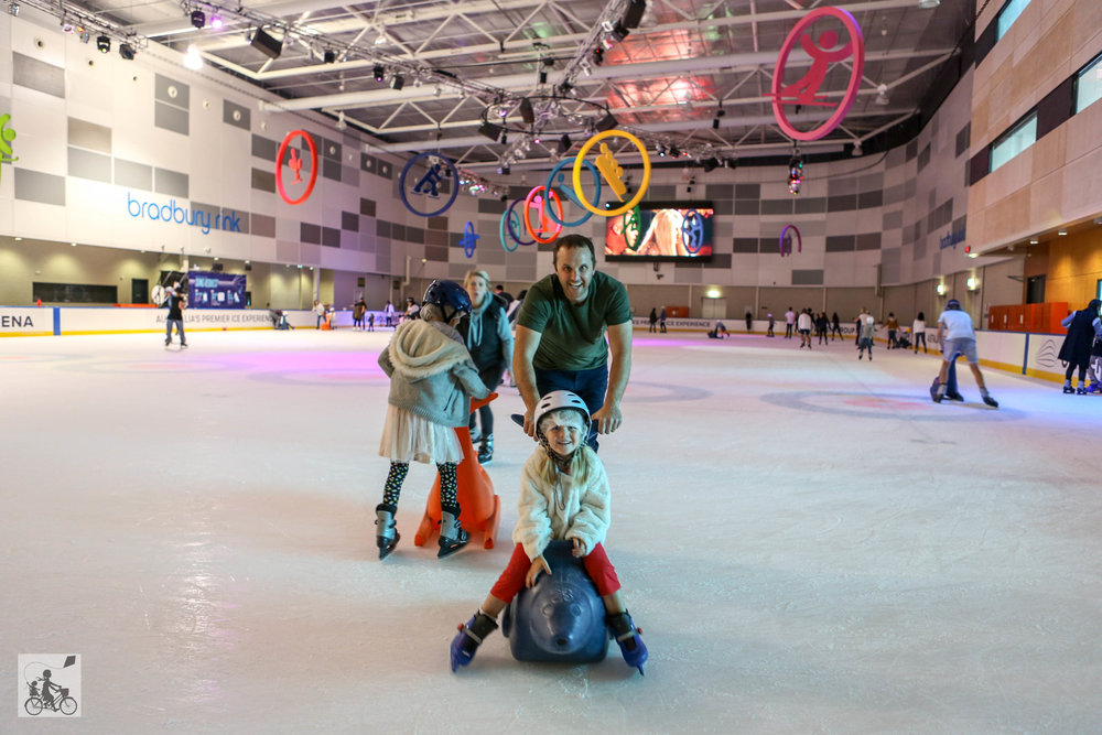 Ice Skating at O'brien Group Arena