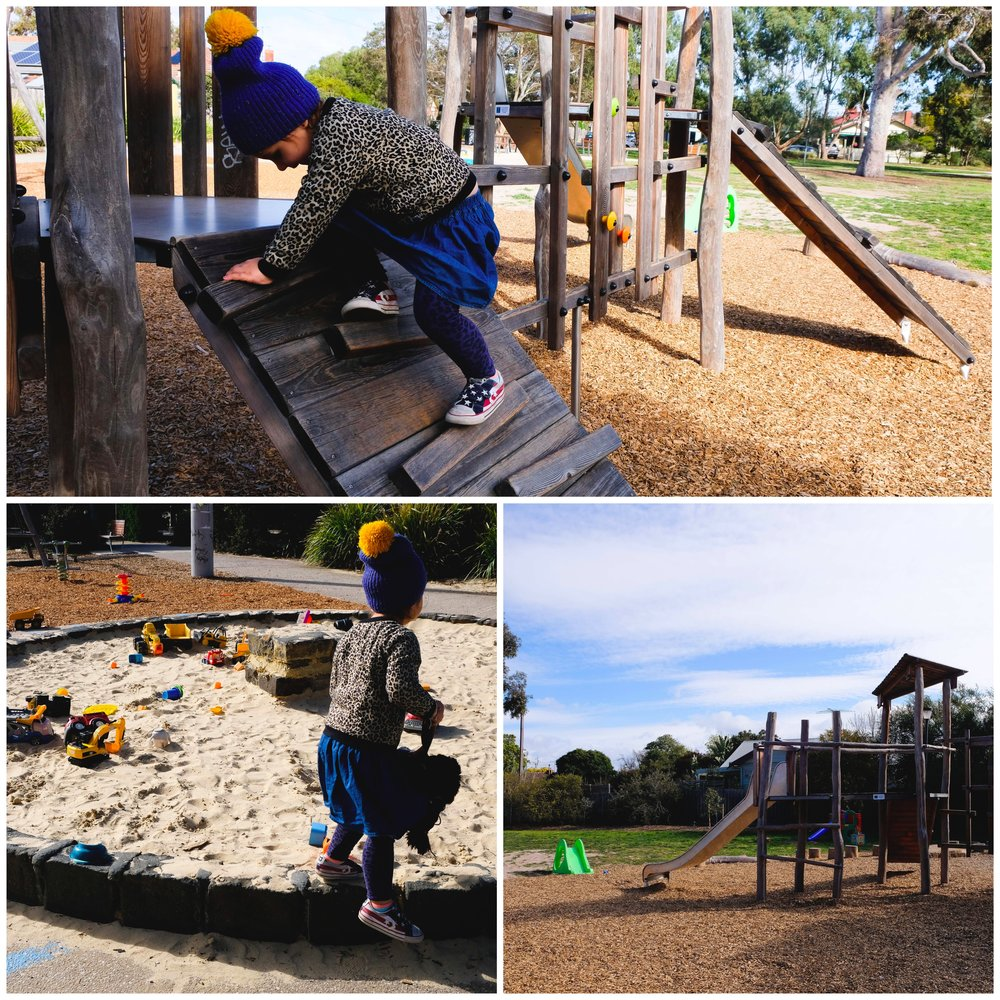 turner reserve, thornbury - mamma knows north