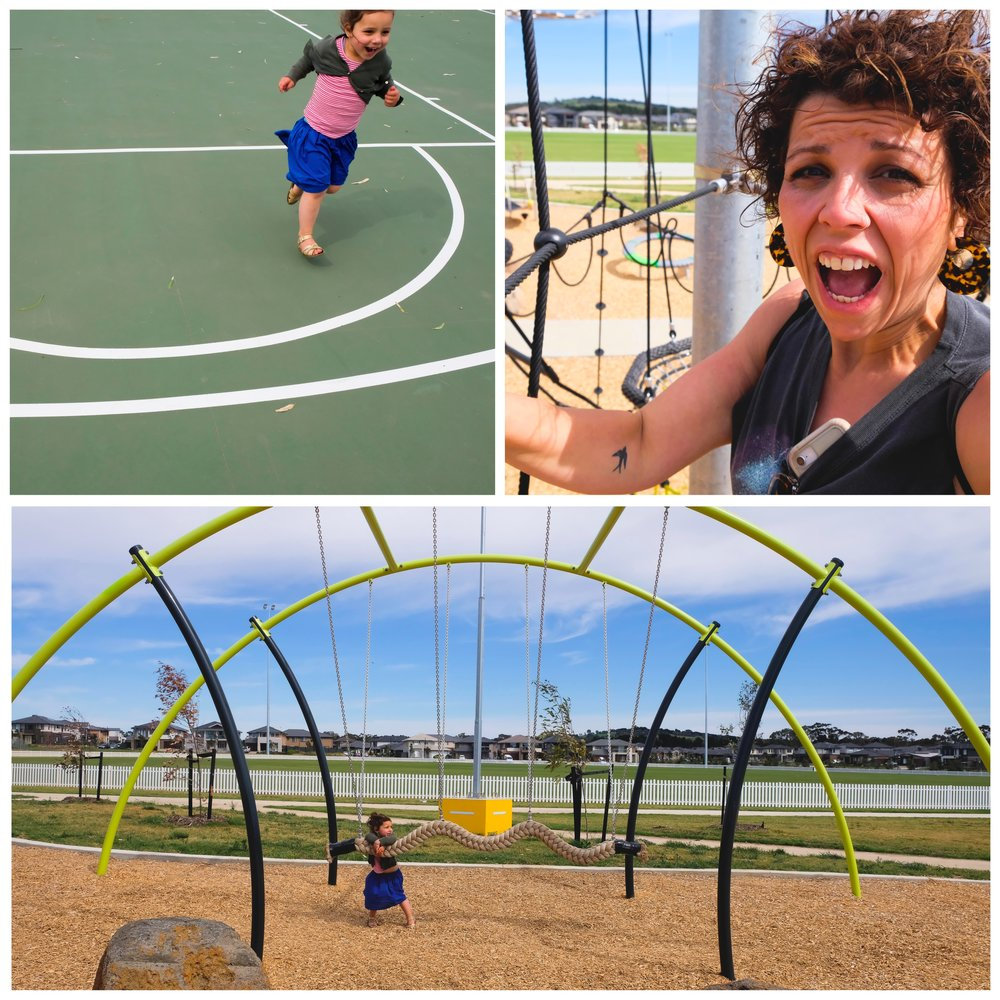 aston fields playground, craigieburn - mamma knows north