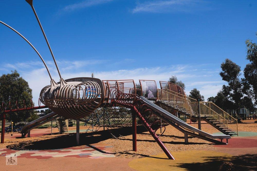 golden sun moth park, craigieburn - mamma knows north