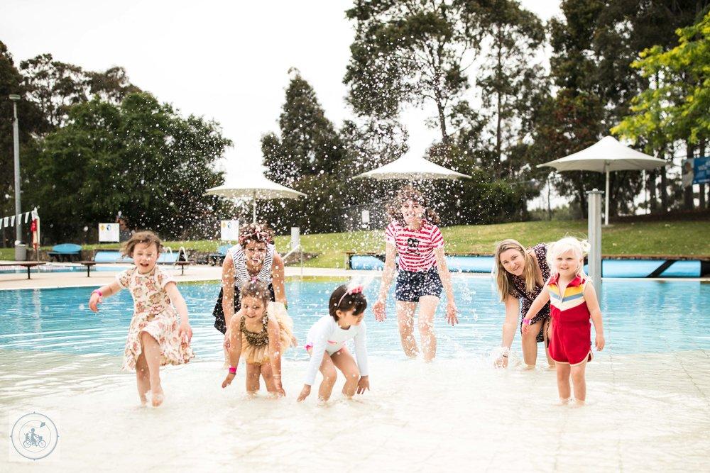 North Melbourne Pool - Mamma Knows North