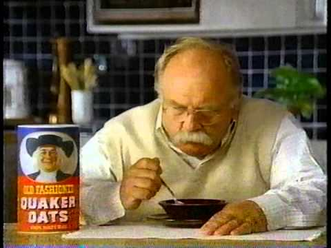 Wilford Brimley: Not afraid of guts.