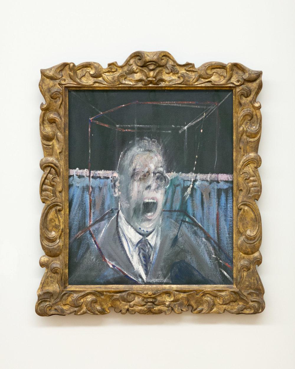 Francis Bacon's having a bad day
