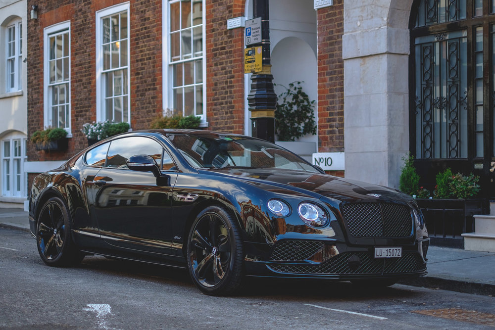 Stealth Bentley